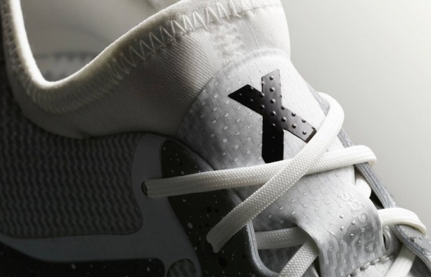 Adidas X15 Ice White Tongue
