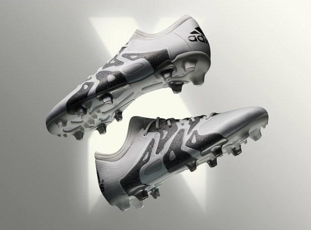 Adidas X15 Ice White