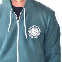AWAY HOODIE FOREST GREEN