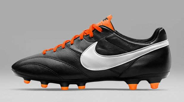 Tiempo Legend Premier Black Total Orange