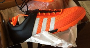 Adidas Ace 15.1 Primeknit CG Turf review