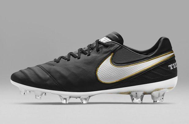 Nike Tiempo 6 Black White