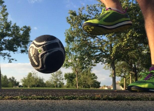Senda Street Soccer Ball