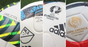 Soccer Balls Summer 2016