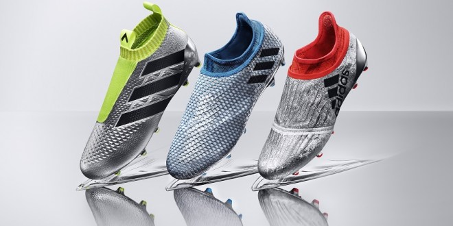 adidas Mercury Pack Released – PURECHAOAS, PUREAGILITY, PURECONTROL