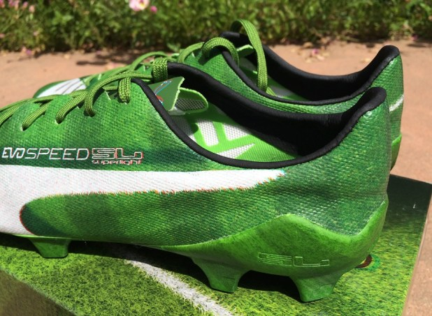 evoSPEED SL Grass Heel and Support
