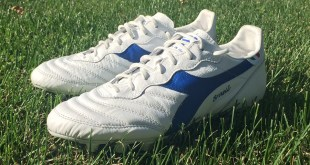 Diadora Brasil Italy Boot Review