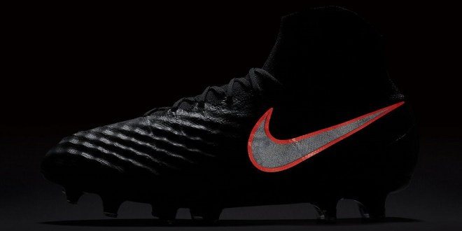 "Nike Release ""Pitch Dark"" Magista 2"