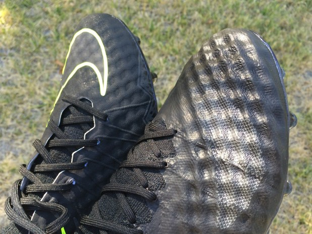 Hypervenom Compared to Magista Upper