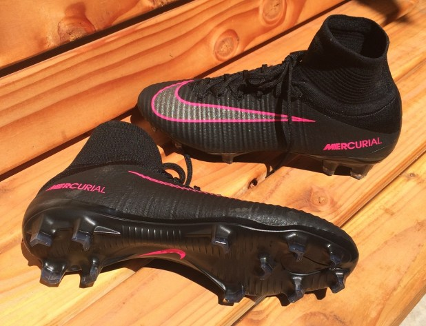 Nike Superfly V Pitch Dark