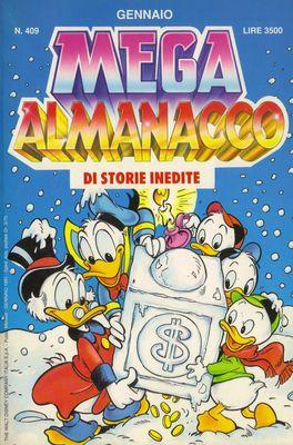 Il derby Juventus Torino è anche un fumetto Disney su Mega Almanacco, ma i bianconeri diventano la Rubentus... Mega Almanacco numero 409 con la storia di Rubentus Corino