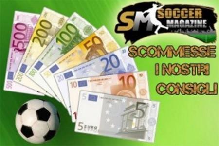 Pronostici e scommesse - I consigli di Soccermagazine