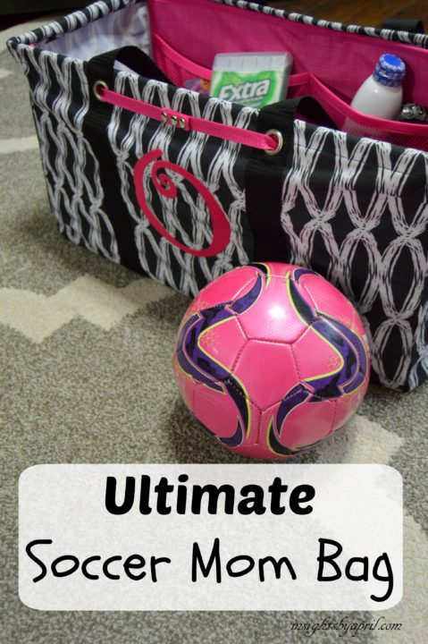 Ultimate Soccer Mom Bag