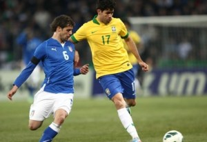 Oh! How good does Costa look in that Brazil kit?
