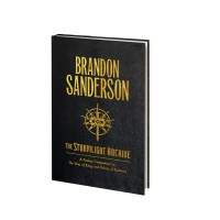 """Tor Books Releases """"The Stormlight Archive"""" - Pocket Companion By Brandon Sanderson for Independent Bookstore Day (4/30)"""