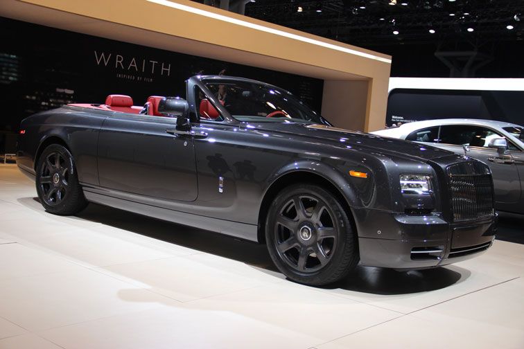 New York Auto Show 2015- Exotic cars (31)