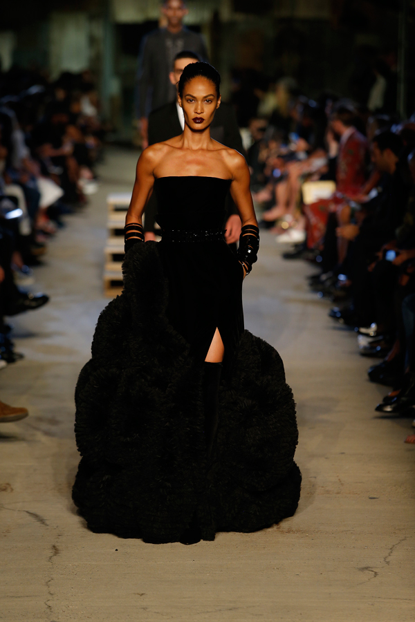 Givenchy Takes The Spotlight At NYFW