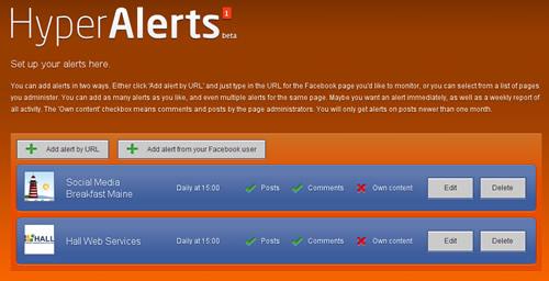 Hyper Alerts Accounts