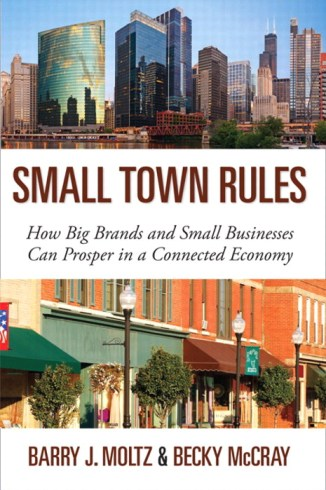Small Town Rule Books Cover