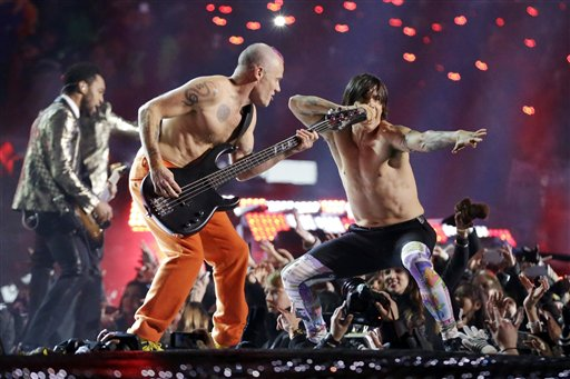 Flea, Anthony Kiedis