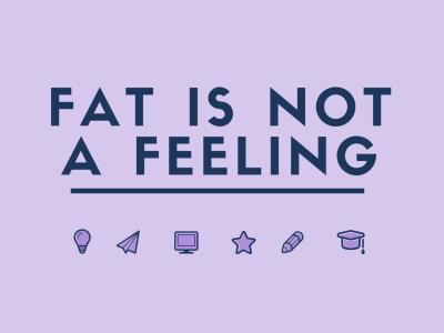 Fat is not a feeling - Petizione rimozione Status Facebook