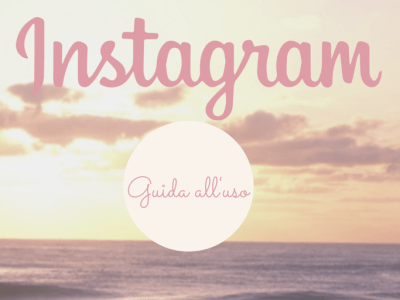 Guida all'uso di Instagram