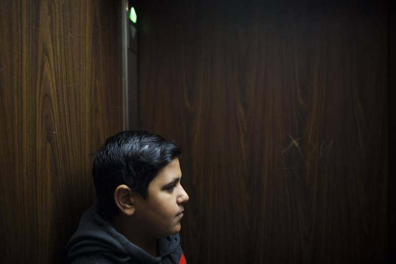 When his family arrived in Canada, a landlord – who was also Muslim – told Mike his legal name, Abdulqader, might be difficult for other children to pronounce and suggested he go with something else. And so Mike chose Mike. RAFAL GERSZAK FOR THE GLOBE AND MAIL