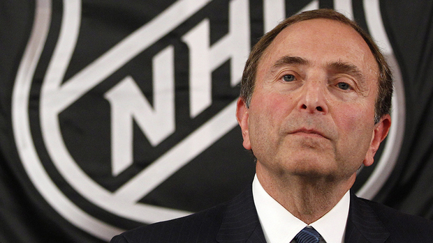 NHL commissioner Gary Bettman's latest salary revealed