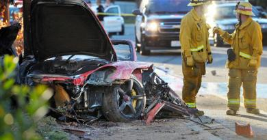 Speed to Blame For Paul Walker's Deadly Crash