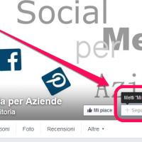 Seguire (o non seguire) su facebook