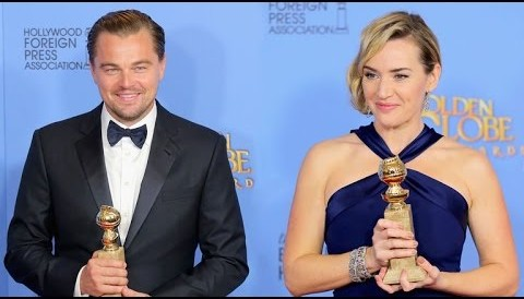 Leonardo Dicaprio's Getting More Handsome with Age: Winslet
