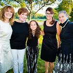 Julie Ratner, Emily Levin, Natasha Levin, Anna Throne-Holst, Patti Kenner