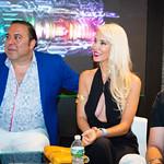 John Mahdessian, Tracy Stern, Stephen Fanuka