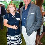 Linda Beck, Mayor Mark Epley