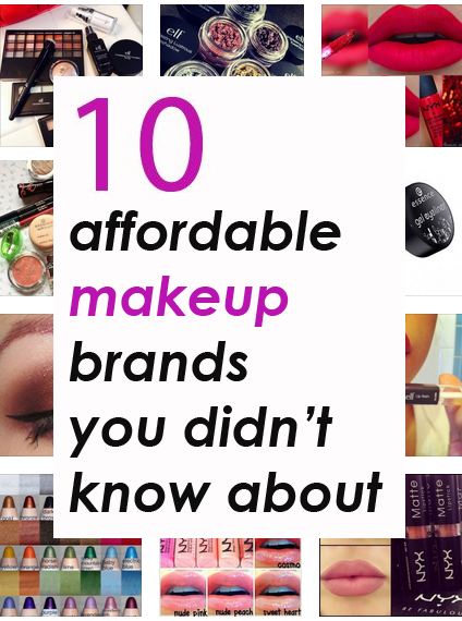 10 Best Makeup Products You Didn't Know Were atWalmart