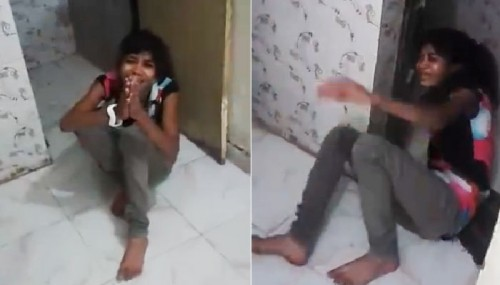 This Video Of A Girl Getting Beaten Up Brutally Is Going Viral. Please Help Identify This Man!