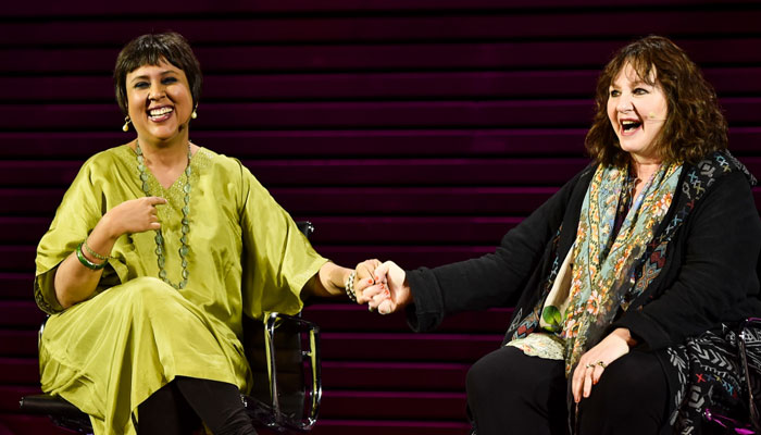 """Barkha Dutt Has Perfect Response For A Us Reporter Who Said """"India Is So Unsafe For Women"""""""
