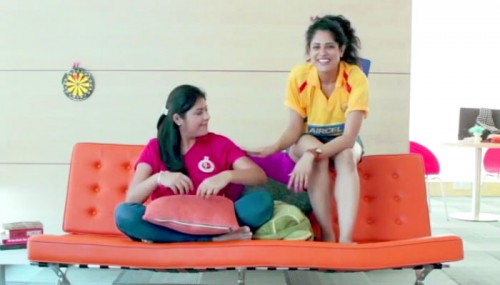 This Lame A*s Video Shows What Exactly Girls Do During An IPL Game