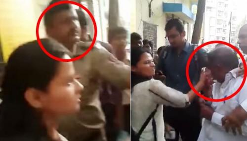 Mumbai Girl Slaps, Kicks An Old Man For Allegedly Taking Her Pictures On Mobile