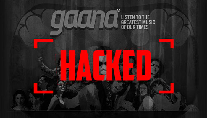 Indian Website Gaana.com Hacked By A Pakistani Hacker. CEO Talks To Him On Facebook