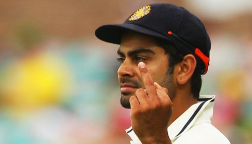 Virat Kohli Breaks Rules Again To Chat With Anushka. Should BCCI Take Action Against Him?