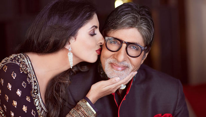 Shweta Bachchan Writes A Letter To Amitabh Bachchan On Father's Day. It's Truly Heart Warming