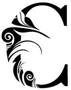 Ornamental Capital Letter C