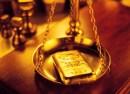 Hvor meget vejer en guldbarre?