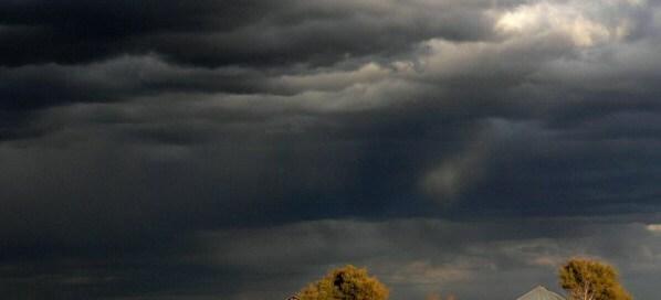 Forbered dig på de mørke skyer over økonomien
