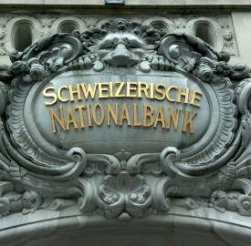 6. september 2011 markerede dagen hvor Schweiz gik fra flydende til fastkurspolitik