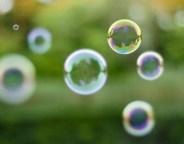 Er aktier en stor boble?