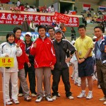 TAIWAN OPEN SOFT TENNIS 2008中山盃国際大会