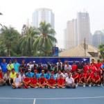 日本人の想像を絶している・・・シーゲームズに注目 Garuda Indonesia SOFT TENNIS CHAMPIONSHIP 2011
