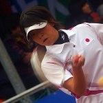 小林 三回戦へ 世界選手権現地レポート